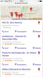 SEO Agentur München - lokal